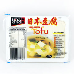 Silken Tofu 300g Soya King , Frdg3-Asian - HFM, Harris Farm Markets