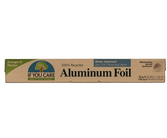 If You Care Recycled Aluminium Foil | Harris Farm Online