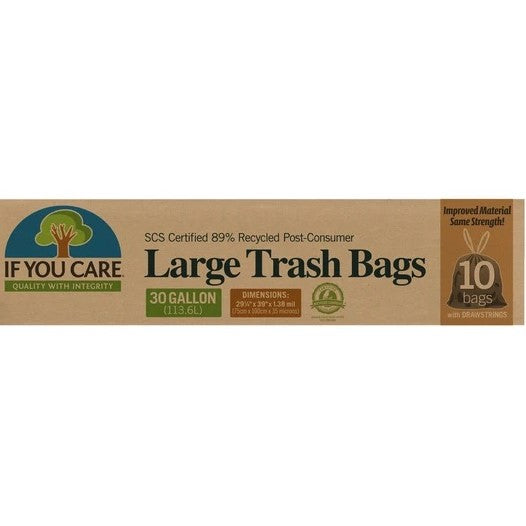 If You Care Large Trash Bags | Harris Farm Online