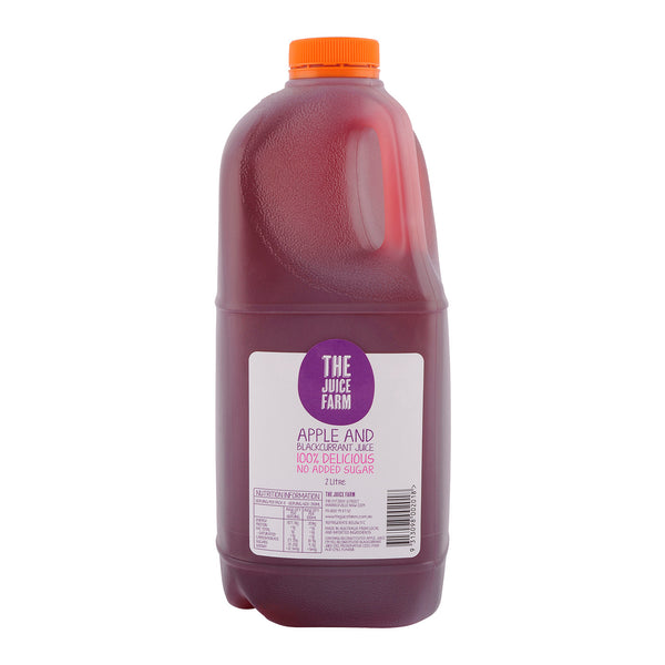 The Juice Farm - Juice Apple Blackcurrant - Large (2L)