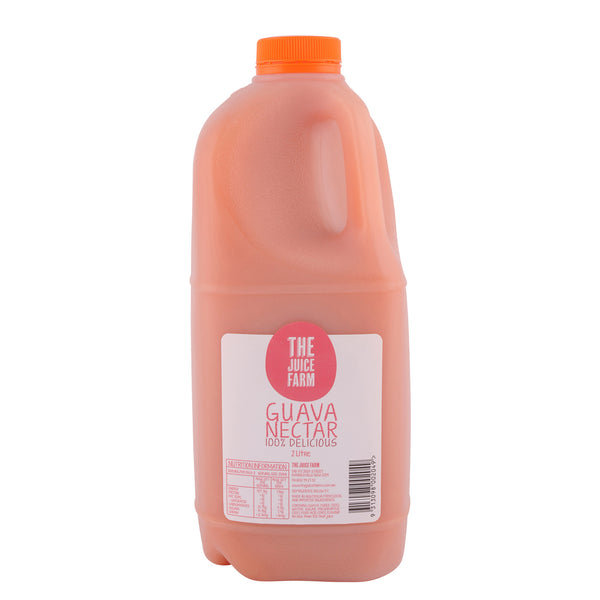 The Juice Farm - Juice Guava Nectar - Large (2L)