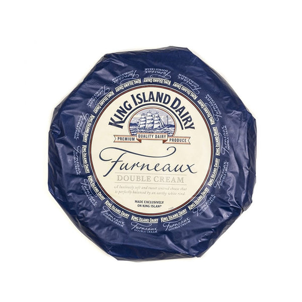 King Island Furneaux Double Cream | Harris Farm Online