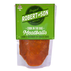 Lamb Rosemary Meatballs Cook-in-bag 480g Robert & Son