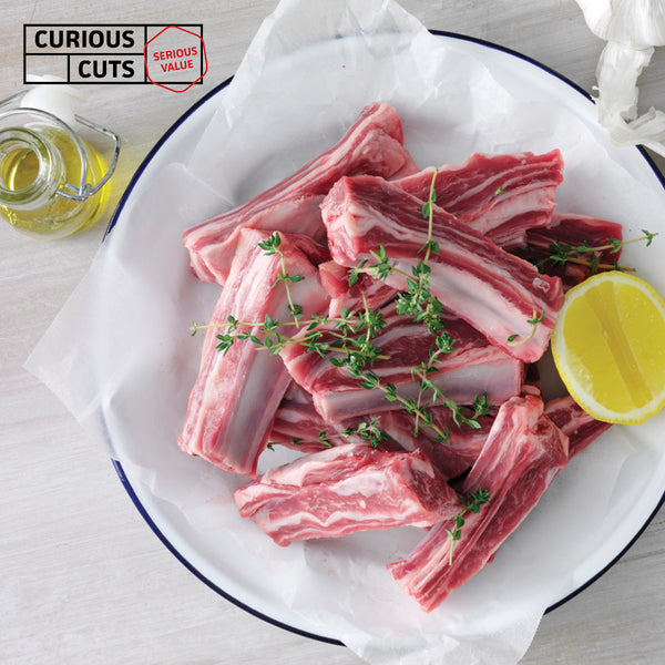 Lamb Ribletts (650g - 750g) - Curious Cuts , Frdg5-Meat - HFM, Harris Farm Markets