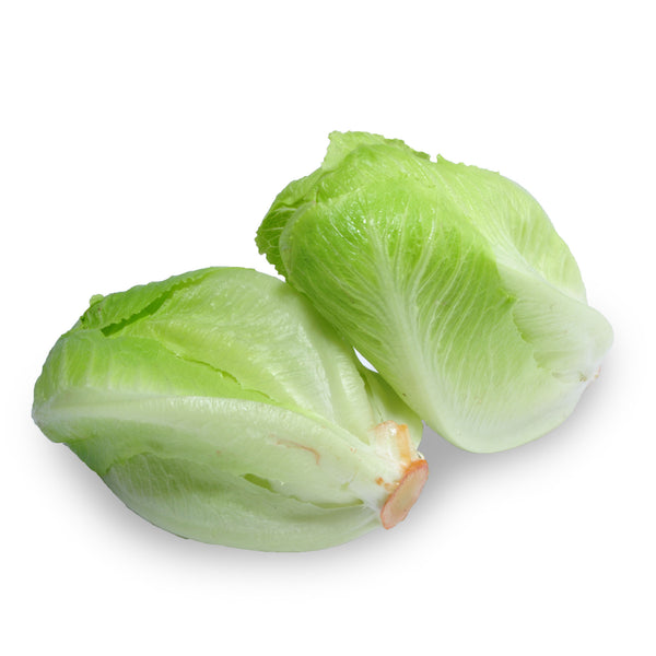 Lettuce Cos Baby (2 pack) , S09S-Veg - HFM, Harris Farm Markets