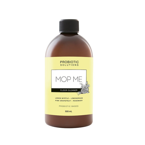 Probiotic Solutions Mop Me 500ml , Grocery-Cleaning - HFM, Harris Farm Markets  - 1