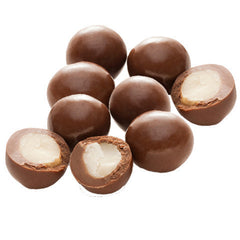 Macadamia Milk Chocolate Tub 200g , Grocery-Nuts - HFM, Harris Farm Markets