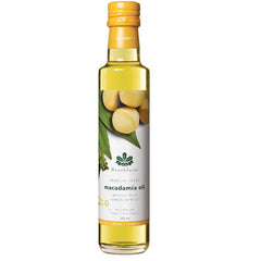 Brookfarm Macadamia Oil Infused Lemon Myrtle 250ml , Grocery-Oils - HFM, Harris Farm Markets  - 1