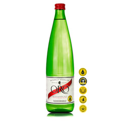 ORO - Naturally Sparkling - Artesian Mineral Water (750mL)