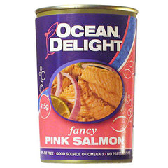 Ocean Delight Pink Salmon 415g , Grocery-Seafood - HFM, Harris Farm Markets