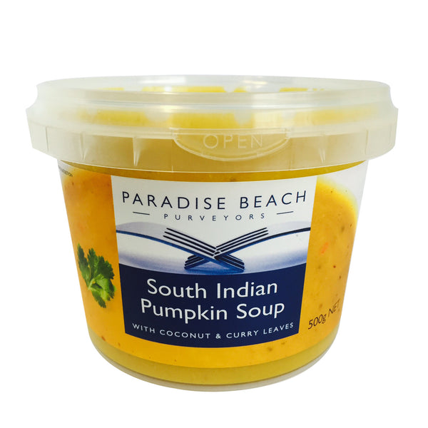 Paradise Beach - Soup South Indian Pumpkin (500g)