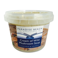 Paradise Beach Soup Cream of Wild Mushroom (500g)