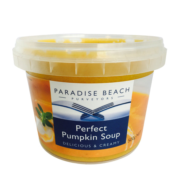 Paradise Beach - Soup Perfect Pumpkin (500g)