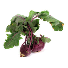 Kohlrabi (bunch) , S09M-Veg - HFM, Harris Farm Markets