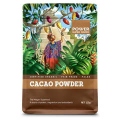 Buy Power Super Foods - Cacao Powder Organic from Harris Farm Online