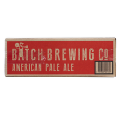 Batch Brewing Co - Beer American Pale Ale (Case Sale, 24 x 375mL)