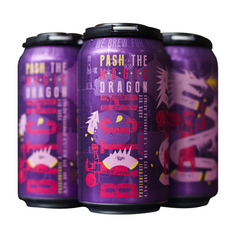Batch Brewing Co - Beer Pash the Magic Dragon (4 x 375mL)