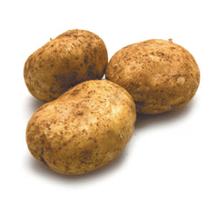 Potatoes Brushed (box 15kg)