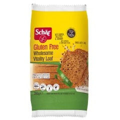 Schar - Bread Wholesome Vitality Loaf - Gluten Free (350g)