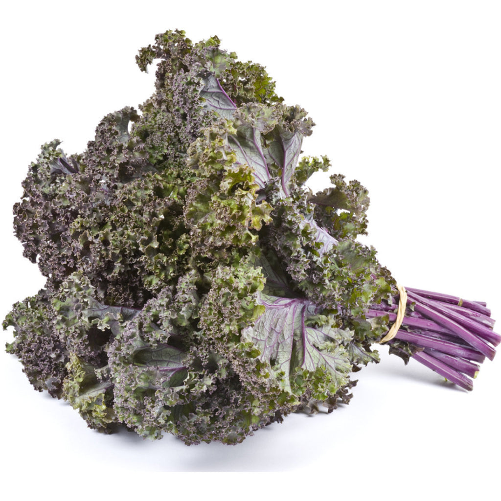 Recipe: Purple Kale Chips! A healthy snack for purple lovers of ...
