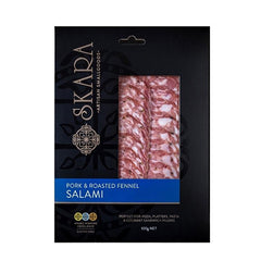 Skara Pork and Roasted Fennel Salami | Harris Farm Online