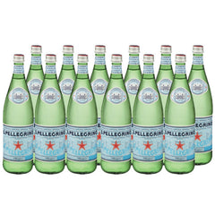 San Pellegrino Sparkling Water 12 X 750ml , Grocery-Drinks - HFM, Harris Farm Markets