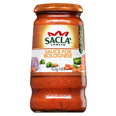 Sacla Pasta Sauce For Bolognese 420g , Grocery-Condiments - HFM, Harris Farm Markets