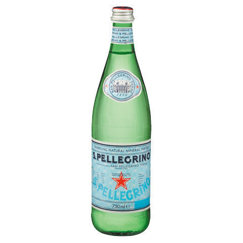 San Pellegrino Sparkling 750ml , Grocery-Drinks - HFM, Harris Farm Markets