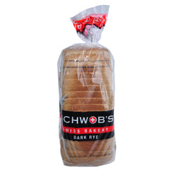 Schwobs Sqr Drk Rye Sliced 900g , Z-Bakery - HFM, Harris Farm Markets