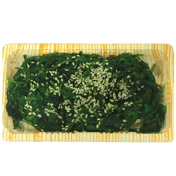 Seaweed Salad Tray - with sesame seeds (100g)