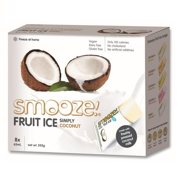 Smooze Ice Box Coconut 552g , Grocery-Confection - HFM, Harris Farm Markets