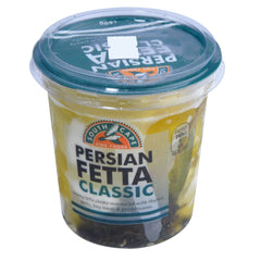 Persian Fetta South Cape 180g tub , Frdg1-Cheese - HFM, Harris Farm Markets