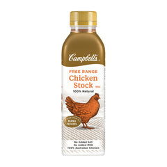 Campbells - Premium Stock - Free Range Chicken (500mL)