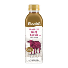 Campbells - Premium Stock - Grass Fed Beef (500mL)