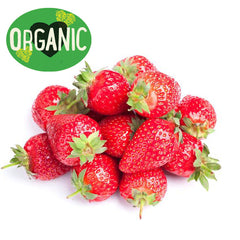 Strawberries ORGANIC (250g punnet)