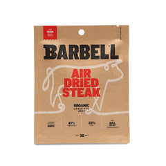 Barbell Burn Chilli Air Dried Steak Organic | Harris Farm Online