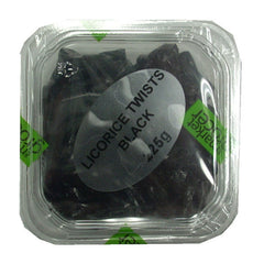 Market Grocer Licorice Twists Black 225g , Grocery-Confection - HFM, Harris Farm Markets