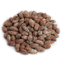 Market Grocer Almonds Smoked 400g , Grocery-Nuts - HFM, Harris Farm Markets
