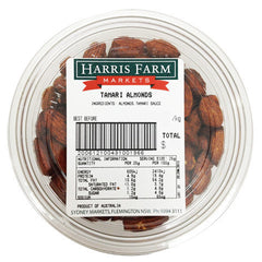 Tamari Almonds Tub 200g , Grocery-Nuts - HFM, Harris Farm Markets