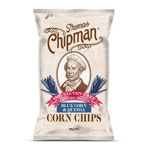Thomas Potato Chips Blue Corn Quinoa 200g , Grocery-Confection - HFM, Harris Farm Markets