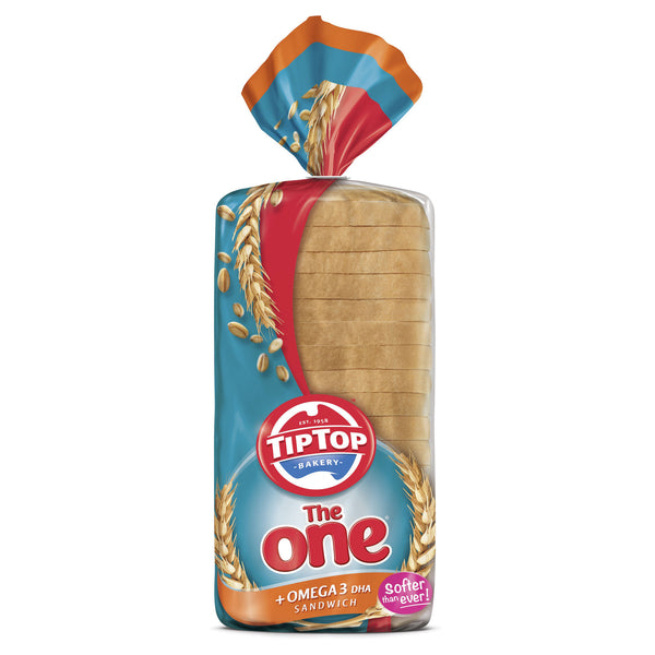 Tip Top The One Omega3 DHA 700g , Z-Bakery - HFM, Harris Farm Markets