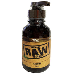 Natural Raw - Infusions - Caramel (330mL)