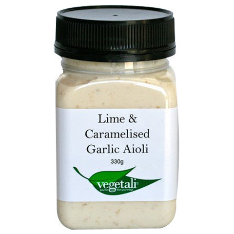 Vegetali Lime Aioli 300g , Grocery-Oils - HFM, Harris Farm Markets