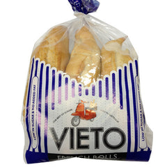 Vieto French Rolls 6pk , Z-Bakery - HFM, Harris Farm Markets