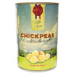 Villa Rossi Chick Peas 400g , Grocery-Can Veg - HFM, Harris Farm Markets