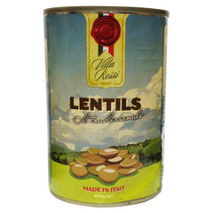 Villa Rossi Lentils 400g , Grocery-Can Veg - HFM, Harris Farm Markets