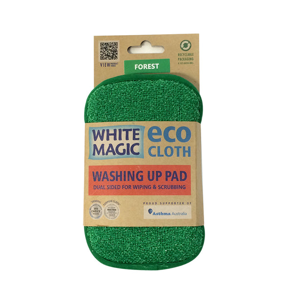 White Magic Eco Washing Pad Forest , Grocery-Cleaning - HFM, Harris Farm Markets  - 1