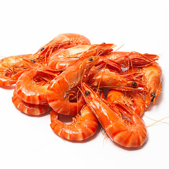 Harris Farm Cooked Tiger Prawns 1kg