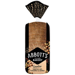 Abbotts Village - Bread Toasted Soy, Chickpea & Quinoa (750g)