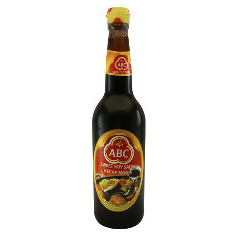 ABC Sweet Red Soy Sauce 620ml , Grocery-Asian - HFM, Harris Farm Markets